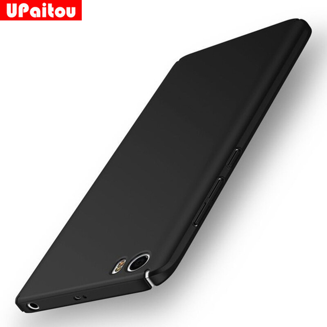 UPaitou For Xiaomi Mi 6 5 5C 5s 5s 5x Plus 4i 4C Max Mix Note 2 360 All Edged Cover Hard PC Case Full Protection Thin Cover Case