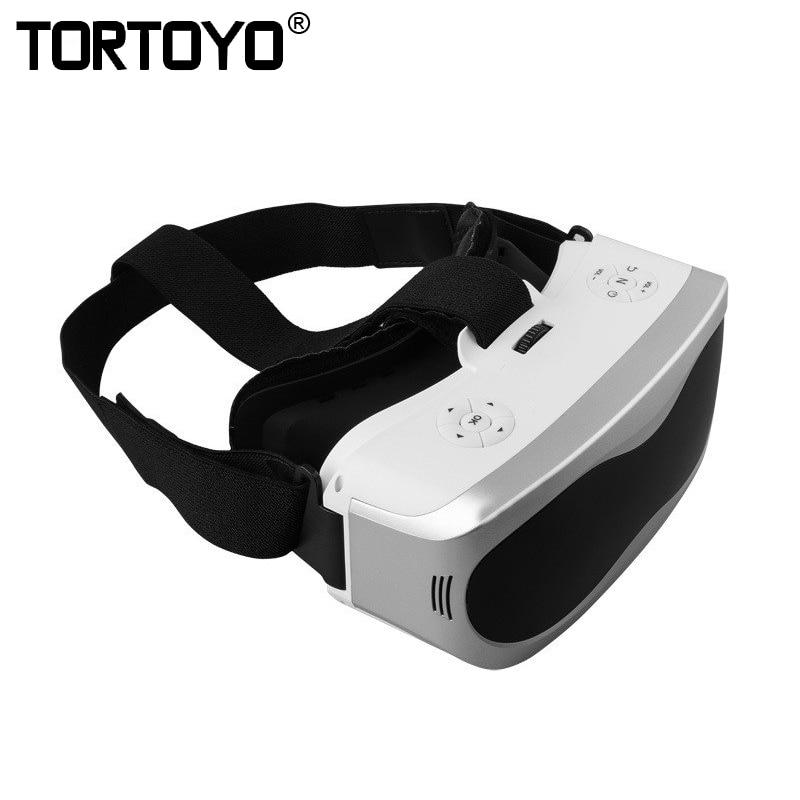 Intelligent Android 5.1 Tout en Un La Réalité Virtuelle 3D Casque 2 k 2560*1440 HD 5.5 Écran VR lunettes 2g + 16g Théâtre Privé Movie Game