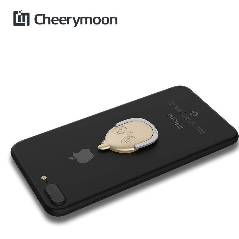 CHEERYMOON Chicken Ring Strong Adsorption Holder Universal Teléfono - Accesorios y repuestos para celulares - foto 4