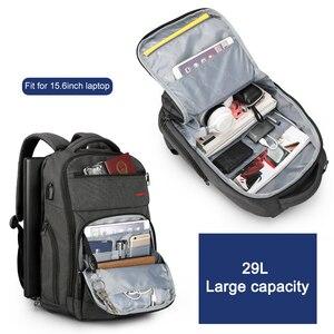 Image 2 - Tigernu Brand 15.6inch USB charging Men Backpack Women Anti theft Laptop Backpack Splashproof Large School Bag Male Mochila