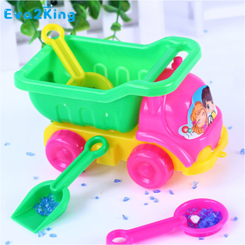 Eva2king High Quality Cute Mini Beach Sand Play Toys Outdoor Sports Sand Game Tool Educational Toys Gifts For Children