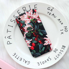 Tropical Flower Cases for iPhone