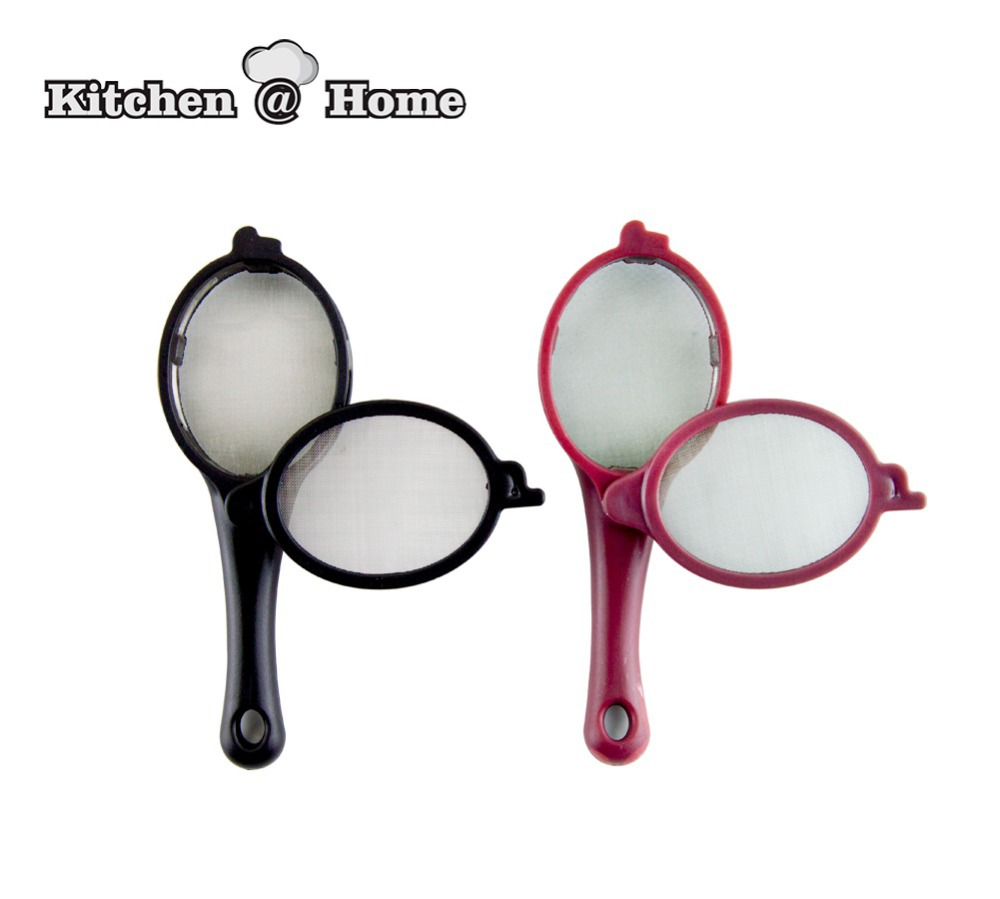 buy 2 pcsset coffee tea infuser filter baskets mesh spoon bpa free coffee maker kitchen bar tools gadget kk018 from reliable tool height