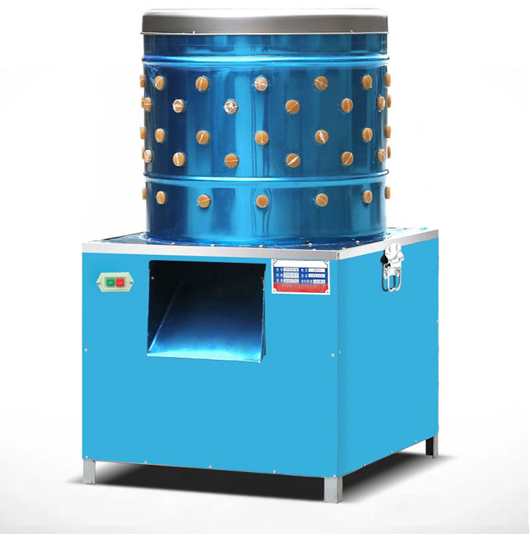 Commercial Chicken Poultry Feather Removal Machine