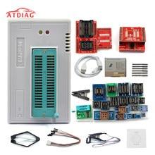 Programador de centralitas ECU XGECU TL866ii Plus, editor con soporte de chips MCU, AVR, EEPROM y EPROM series 27, 28, 29, 37, 39, 49 y 50, de la mejor calidad