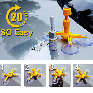 Car-Window-Repair-Tools Glass Crack-Restore Scratch DIY