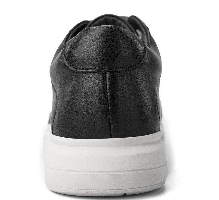Cyabmoz Confortáveis Casuais Rendas Dividir Condução Estilo Até Homens Black Moda White Primavera Novo Hombre all Black Couro Popular De Sólidos Sapatos X78rXqg