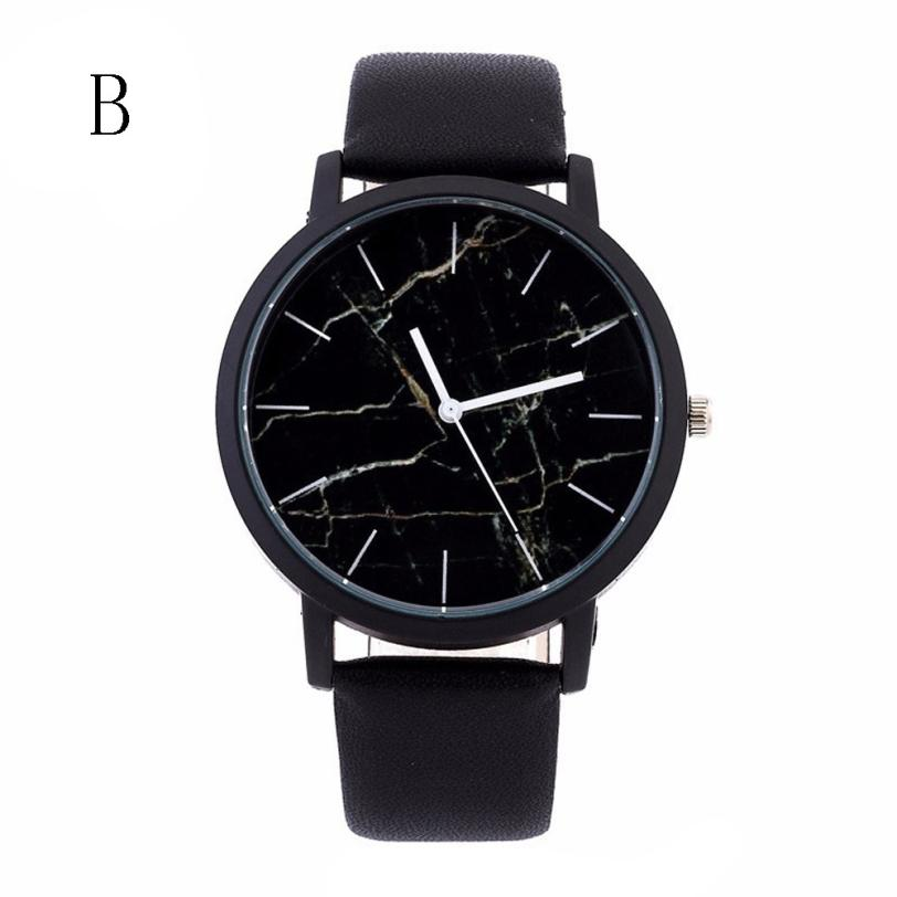 Men Luxury Stainless Steel Quartz Military Sport Leather Band Dial Wrist Watch Bangle Bracelet montre femme reloj mujer 17Aug17 essential nary wristwatch bangle bracelet luxury men stainless steel classical quartz analog wrist watch gift 17tue27