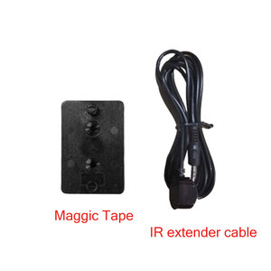 Image 2 - IR extend cable and magic tape for android tv box X96 mini X96 MAX