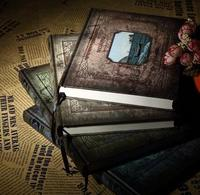 2017 B5 Europe type restoring memory notebook diary business creative giftsr book sketch book