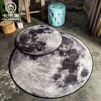200cm 200cm New Ideas The Moon Circle Carpet The Rugs Of Bedroom Living Room Study Nylon