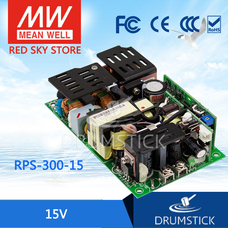 Advantages MEAN WELL RPS-300-15 15V 20A meanwell RPS-300 15V 300W Single Output Medical Type [powernex] mean well original rps 300 24 24v 8 33a meanwell rps 300 24v 199 9w single output medical type power supply