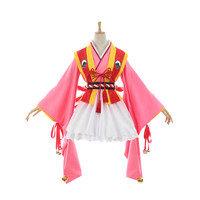 Card Captor Sakura Kinomoto Sakura Kimono Cosplay Costume Stage Clothes Perfect Custom For You