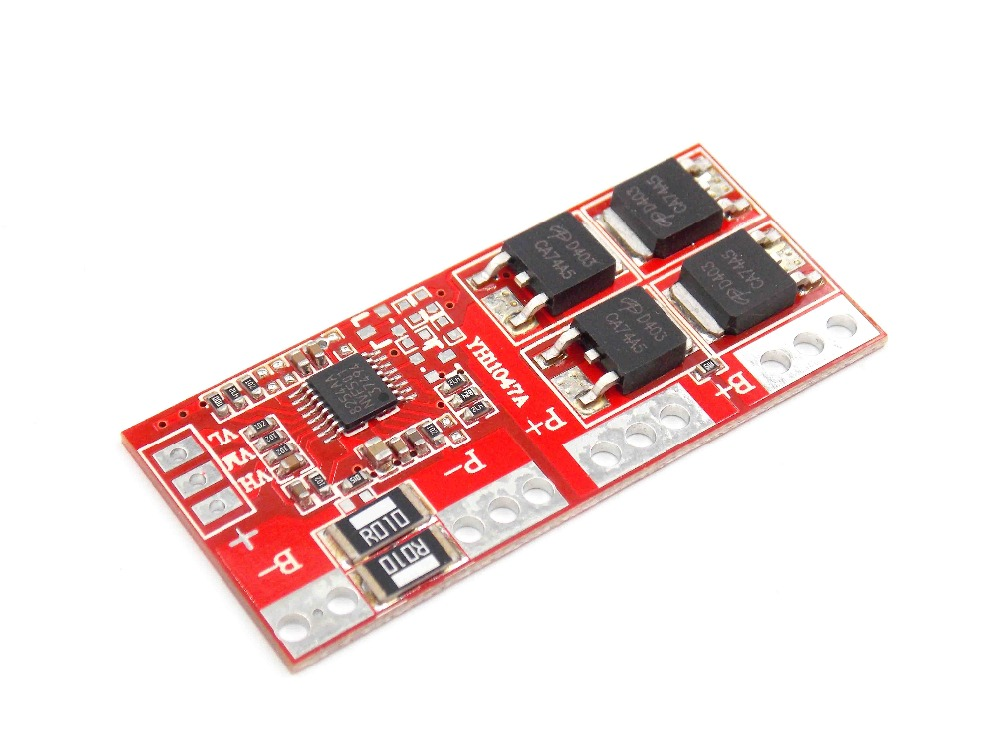 1PCS 3S 30A Li ion Lithium Battery 18650 Charger Protection Board 10 8V 12 6V
