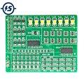 DIY Kit RGB LED Blinkt Controller SMD Komponente Schweißen Praxis Elektronische Suite
