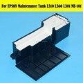 1 pc novo tanque de manutenção original para epson para epson l360 l365 l130 l310 l313 l363 resíduos do tanque de tinta de impressora
