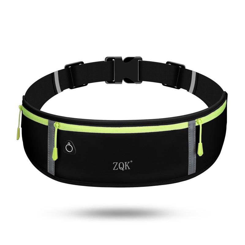 Professional Outdoor Running Bag Phone anti-theft Pack Running Belt waist Bags invisible kettle Belt Men Women Gym Waterproof