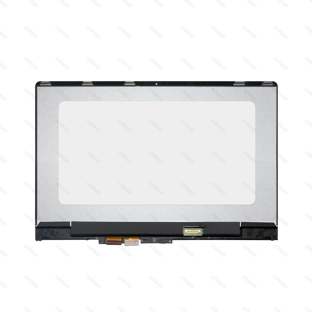 14 '' Voor Lenovo Yoga 710-14ISK 80TY Volledige Lcd-scherm Touch Glas - Notebook accessoires - Foto 2
