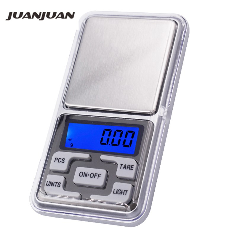 15PCS LOT 300g 0 01g Mini Electronic Digital Jewelry Scale Balance Pocket Gram LCD Display with