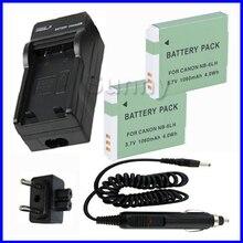 2 Bateria + Carregador para Canon SX170IS PowerShot, SX240HS, SX260HS, SX280HS, SX500IS, SX510HS, SX520HS, SX600HS, SX700HS Câmera Digital