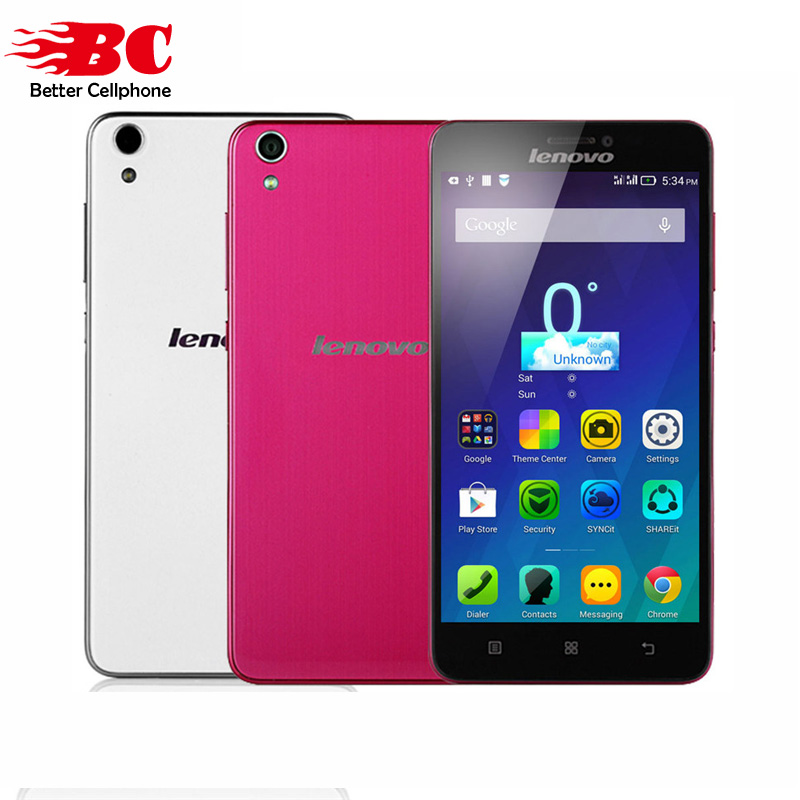 Original Lenovo S850 Quad Core Android Mobile Phone 5IPS 1280x720px MTK6582 3G WCDMA 13MP Camera 1GB RAM 16GB ROM S8 in Stock