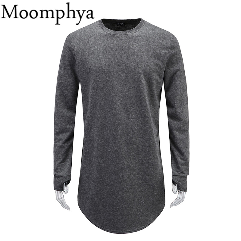 Thumb hole cuff hoodie for Mens dress shirts with cufflink holes