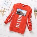 2017 Spring&Autumn T- Shirts Boys Kids Cartoon Designs New Fashion For Baby Boys Clothing T-Shirts Hot Sale