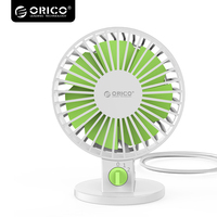 ORICO USB Fan Flexible USB Portable Mini Fan With Key Switch Angle Adjustable For Notebook Laptop