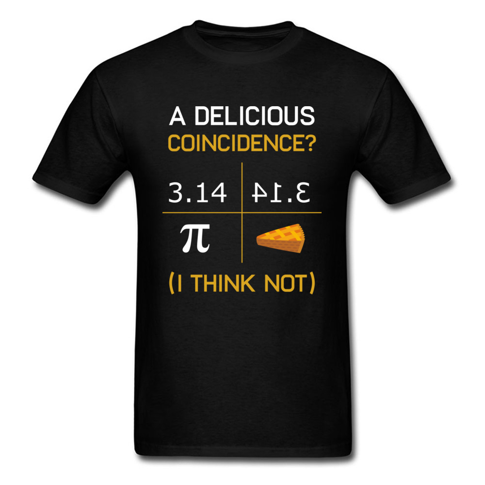 Pi Day T-Shirt Math Nerd Geek Gift Tshirt Men Short Sleeve Round Collar Brand New Tee Shirts For College Student 3.14 Pi