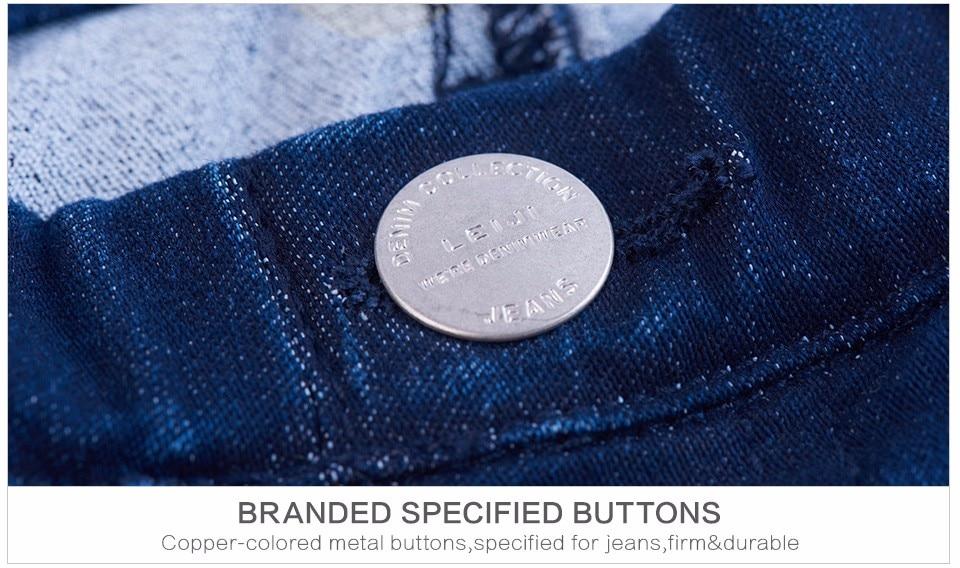 Women Plus Size Casual Slim Stretch Cotton Denim Jeans Blue black 54