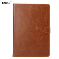 For Samsung Galaxy TAB A 9 7 Case PU Leather Shockproof Luxury Coque With Stand Tablet