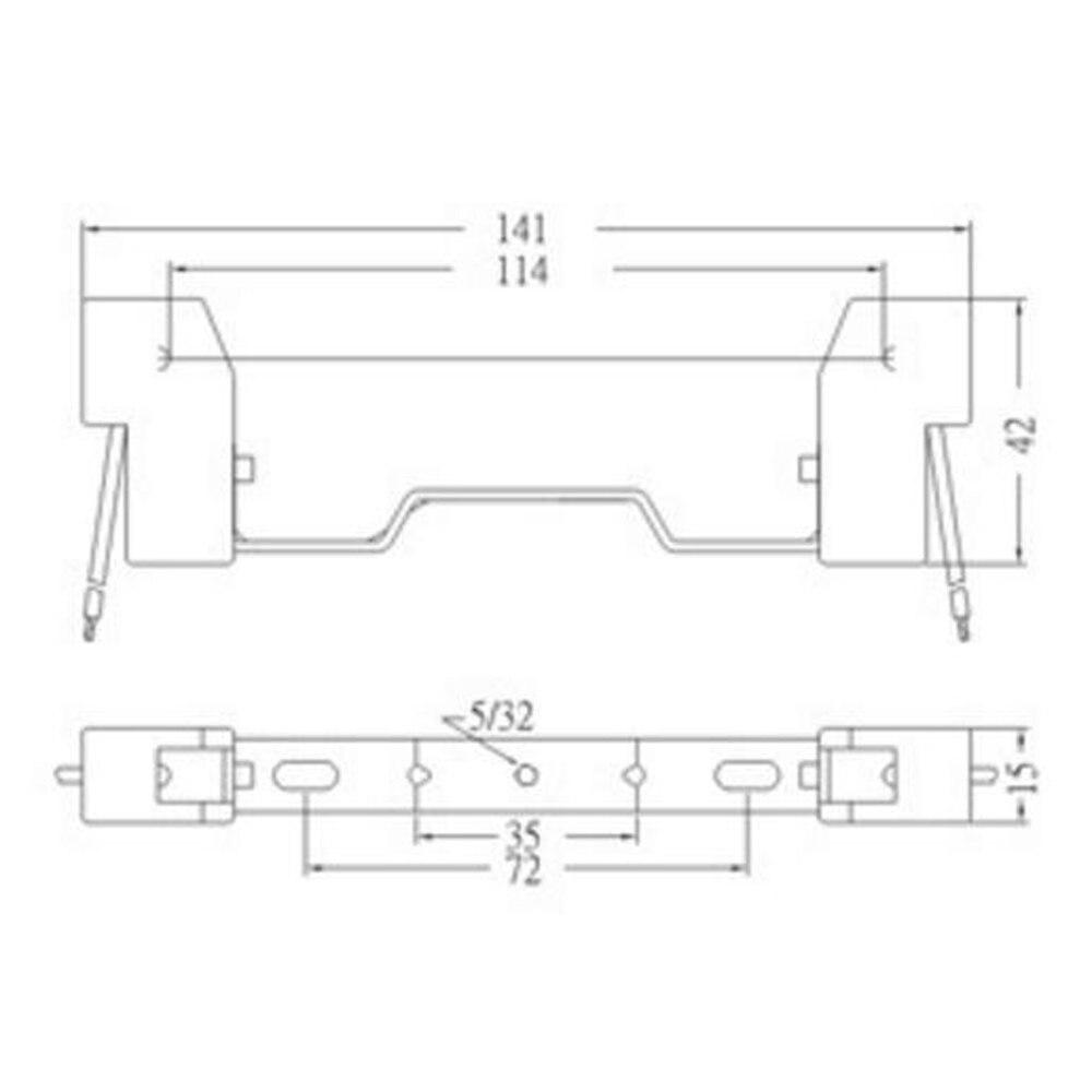 Bases da Lâmpada soquete adaptador alça de metal Garantia : 3years