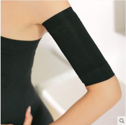 Fitness Arm Warmers Compression Slim Arm Sleeve Tight