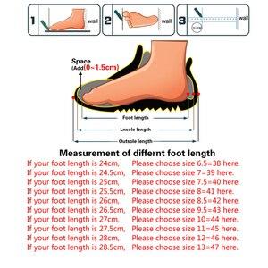 Image 5 - SURGUT Men Shoes 2020 Top Fashion New Winter Front Lace Up Casual Ankle Boots Autumn Shoes Men Wedge Fur Warm Leather Footwear