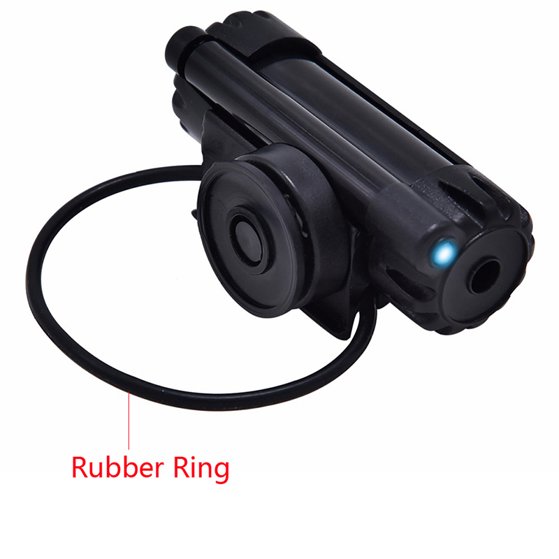 LED Fish Bite Alarm Finder Electronic Fishing Tackle Tools Fishing Alarm Sound Alert Running Rubber Band On Fishing Rod Carp