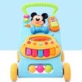 Cartoon Walker Stroller Multifunctional Baby Music Walker Kids Toddler Stroller Lions Trolley Children Toys