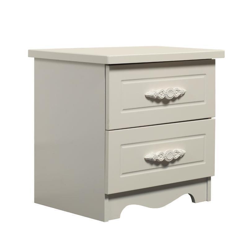 Armoire Chambre Side Table Mobili Per La Casa European Wood Quarto Bedroom Furniture Cabinet Mueble De Dormitorio Nightstand