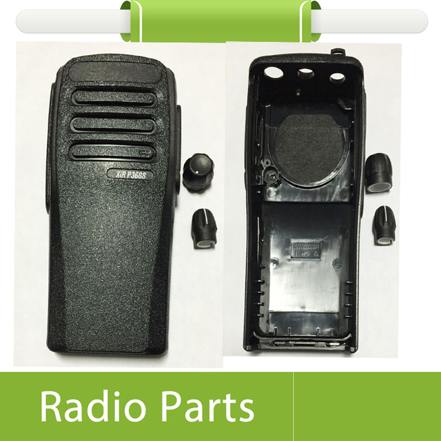 20sets X Radio Housing For Motorola XIR P3688 Radio Casing With Accessories