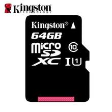 Kingston – carte Micro SD de classe 10, 8 go/16 go/32 go/64 go/128 go, SDHC/SDXC, TF, pour Smartphone