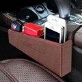 Automóvil cabina de almacenamiento caja de cuero genuino Para BMW F10 520i 525i 530i 535i 528i 2011 2012 2013 2014 2015