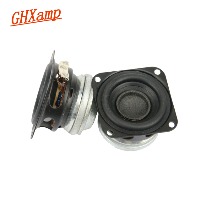 1.5 inch 40MM Full Range Speaker 4OHM 10W Bass Neodymium Home made Portable Bluetooth Speaker HIFI For link DIY 2PCS