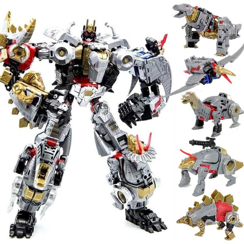 Weijiang Oversized Devastator Robots Action Figure 22CM Toy New Figurine