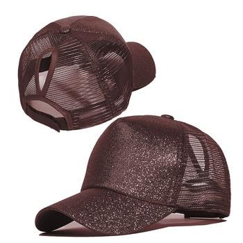 Γυναικείο Αθλητικό Καπέλο Τζόκεϊ με Στρας