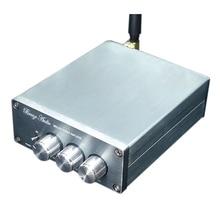 Scls HiFi 2.0 стерео Выход цифровой Мощность Усилители домашние TPA3116 50Wx2 с высоким и бас