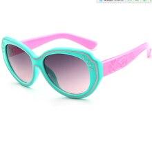 Hot sell Kids Sunglasses Boys Girls Children Glasses  UV400 Cute 2016 New Arrival Promotion