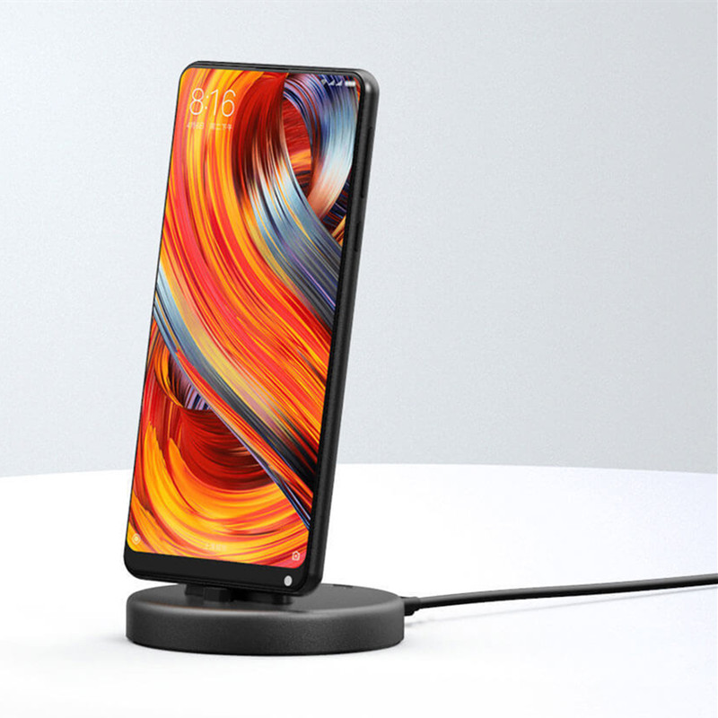 Xiaomi Panki Wireless Phone Stand Charger Type-C Version for Xiaomi Samsung Huawei Support 18W Fast Wireless Charging