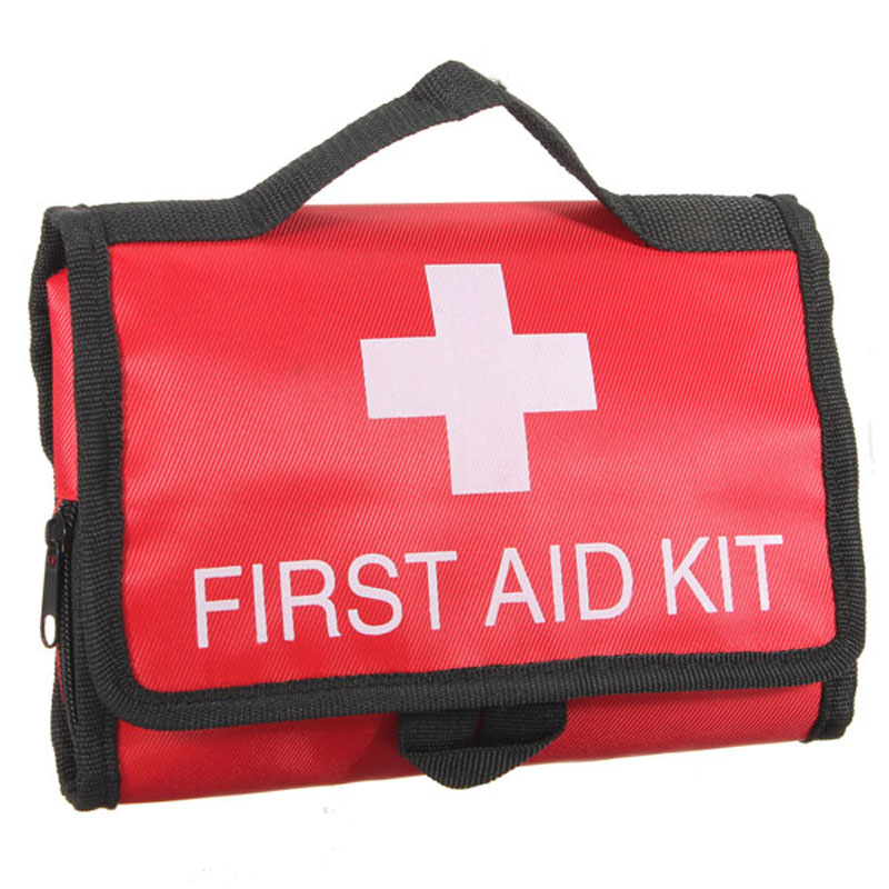 18 Kinds Of Outdoor Survival First Aid Kit Medical Bag Rescuing Equipment Travel Kits Home Medical Bag Outdoor Car First Aid Bag