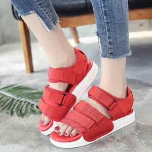 Beach Summer 2018 Women Pumps Open Toe Sandals Shoes Black fdb8dc04db