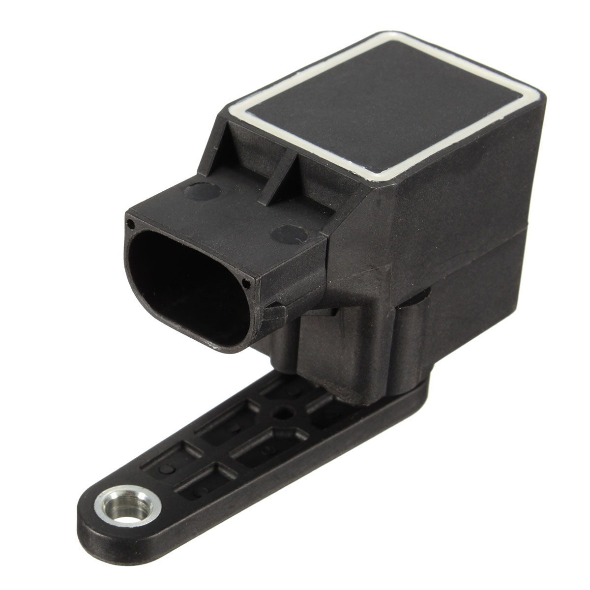 Black Xenon Headlight Level Control Switch Sensor For Audi