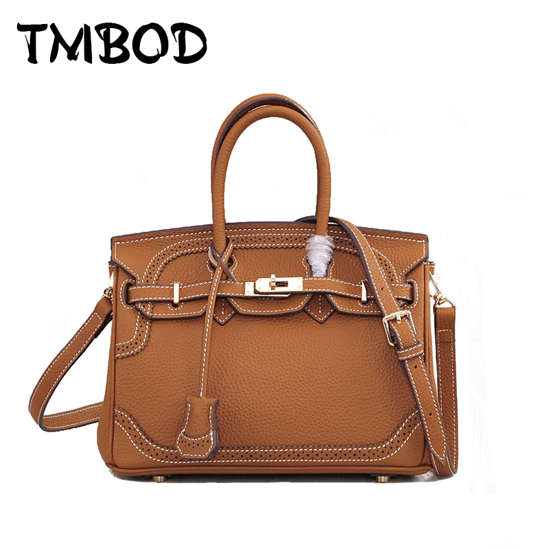 New 2017 2 Size Designer Classic Thread Tote Fashion Women Genuine Leather Handbags Ladies Messenger Bags For Female an782 new 2017 2 size designer classic casual tote popular women genuine leather handbags ladies bag messenger bags for female an808
